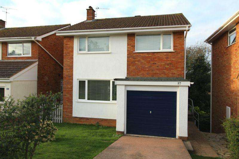 3 Bedrooms Detached House for sale in CHINEWAY GARDENS, OTTERY ST MARY
