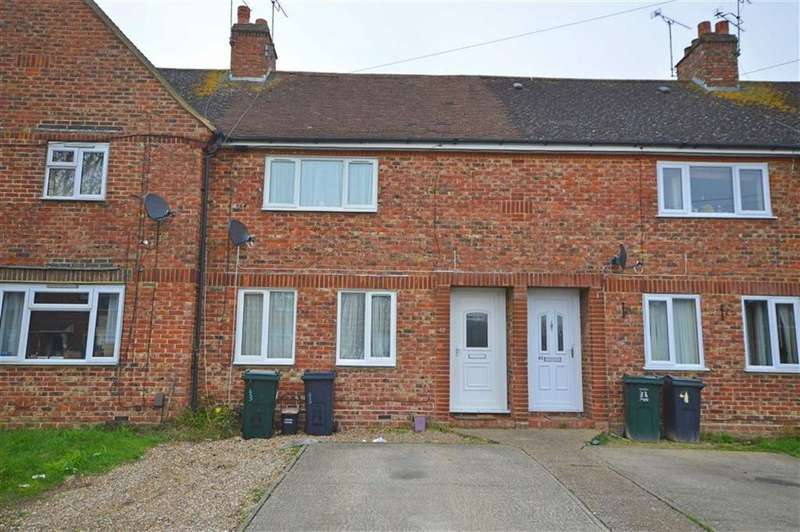 2 Bedrooms Terraced House for sale in Hampden Road, Ashford, Kent