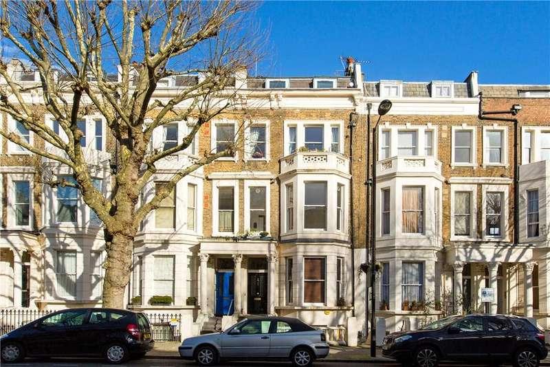 2 Bedrooms Flat for sale in Warwick Avenue, London, W9