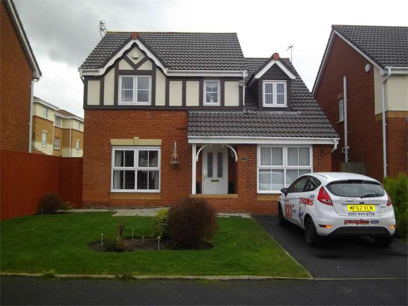 4 Bedrooms Detached House for sale in Dinglebrook Road, Walton, Liverpool, L9