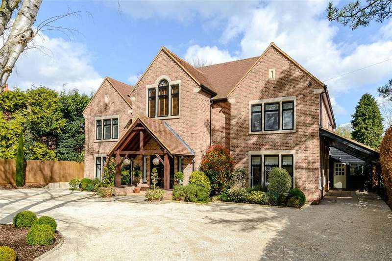 6 Bedrooms Detached House for sale in Oakhurst Avenue, Harpenden, Hertfordshire, AL5