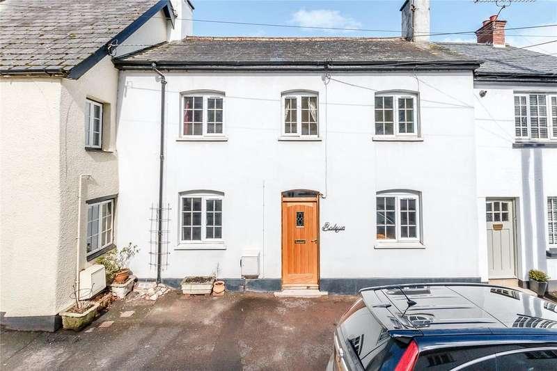 3 Bedrooms Terraced House for sale in Bullen Street, Thorverton, Exeter, Devon