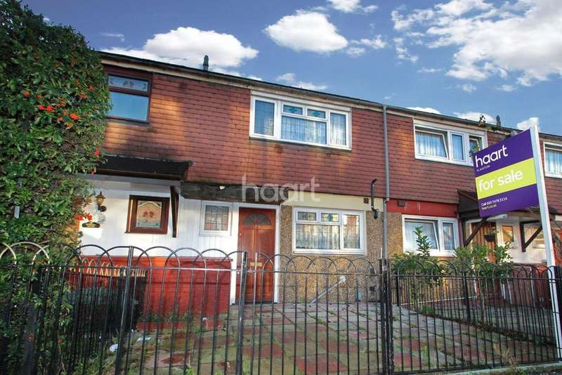 3 Bedrooms Terraced House for sale in Grange Road, Plaistow