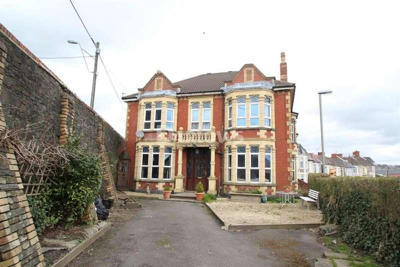 4 Bedrooms Semi Detached House for sale in Hanbury Lodge Cardiff Road, Bargoed