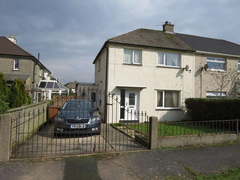 3 Bedrooms Semi Detached House for sale in Kings Drive, Egremont, Cumbria