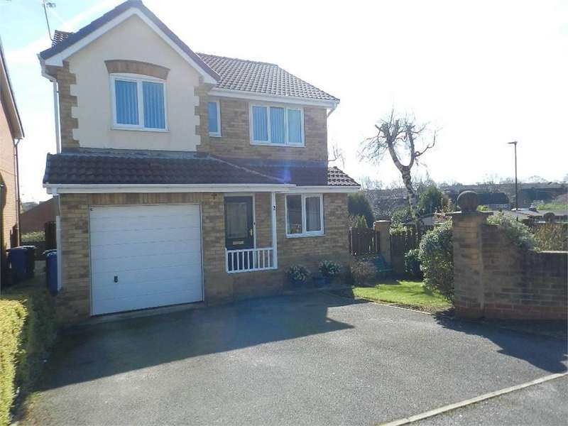 4 Bedrooms Detached House for sale in Steven Place, Chapeltown, SHEFFIELD, South Yorkshire