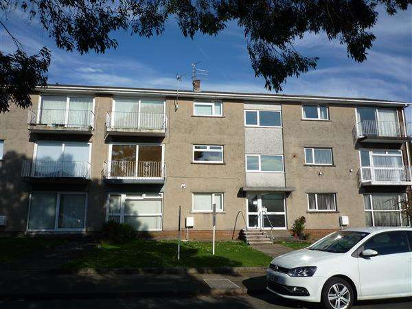 2 Bedrooms Apartment Flat for sale in Clos Hendre, Rhiwbina, Cardiff