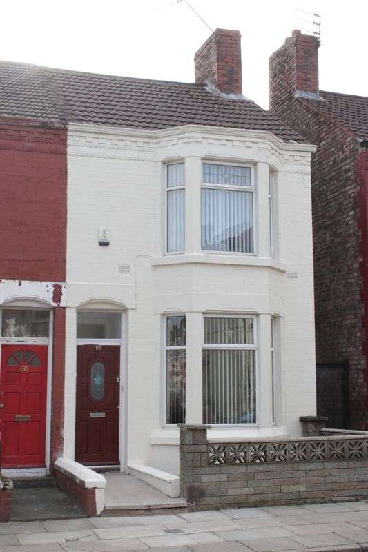 3 Bedrooms Property for sale in September Road, Liverpool