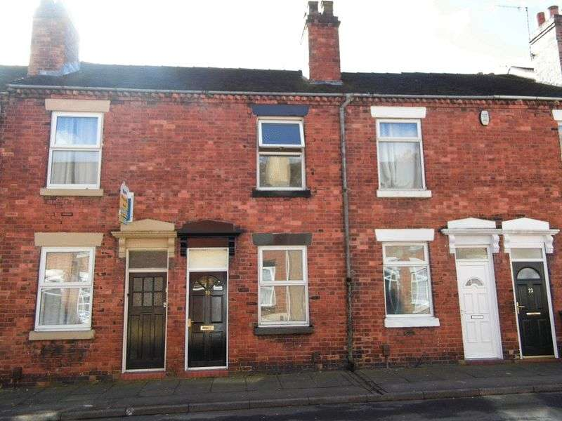 2 Bedrooms Terraced House for sale in Darnley Street, Stoke-On-Trent