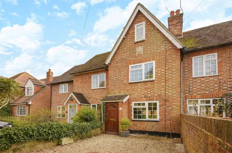 2 Bedrooms Terraced House for sale in High Street, Culham
