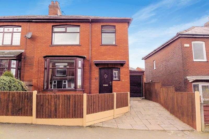 3 Bedrooms Semi Detached House for sale in Adrian Road, Halliwell, Bolton