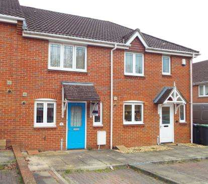 2 Bedrooms Terraced House for sale in Cowplain, Waterlooville, Hampshire