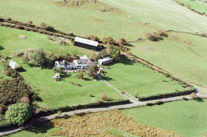 6 Bedrooms Equestrian Facility Character Property for sale in Llangernyw, Abergele, Conwy, North Wales, LL22