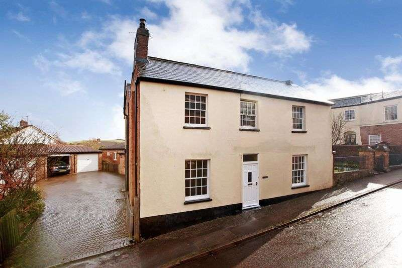 5 Bedrooms House for sale in Silver Street, Milverton, Taunton