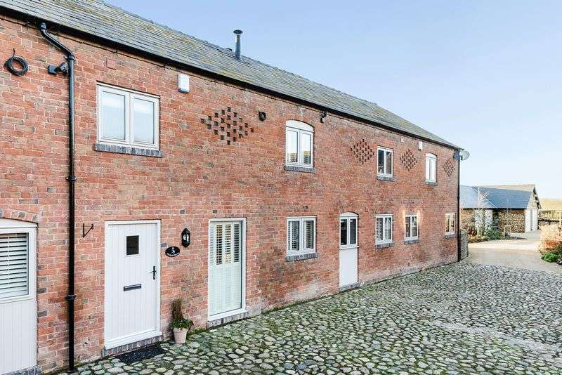 2 Bedrooms Property for sale in Cholmondeley, Nr Tarporley