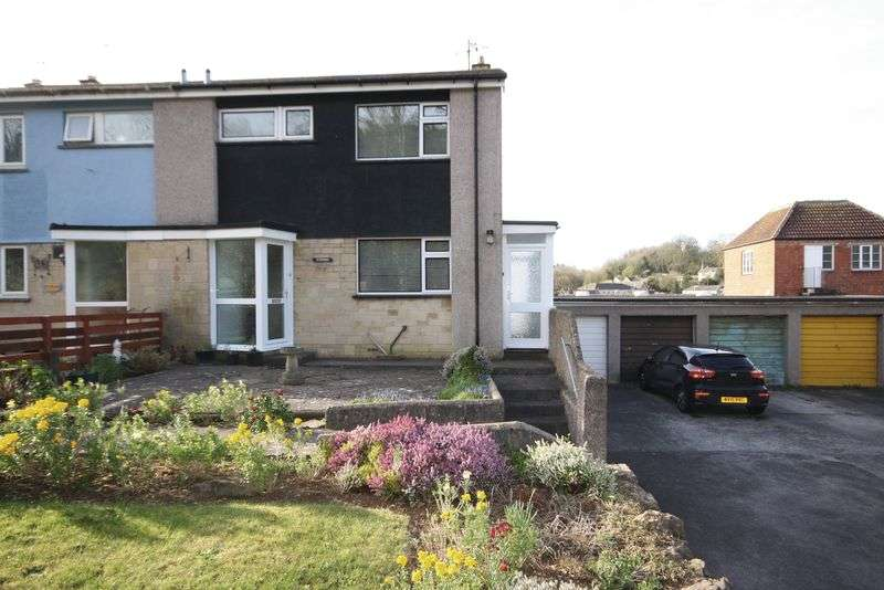 3 Bedrooms Semi Detached House for sale in Bath Old Road, Radstock