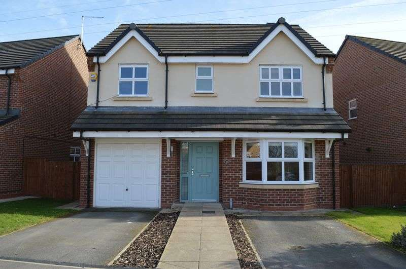4 Bedrooms Detached House for sale in Wheatley Drive, Castleford