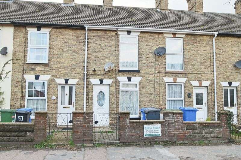 3 Bedrooms House for sale in London Road, Lowestoft