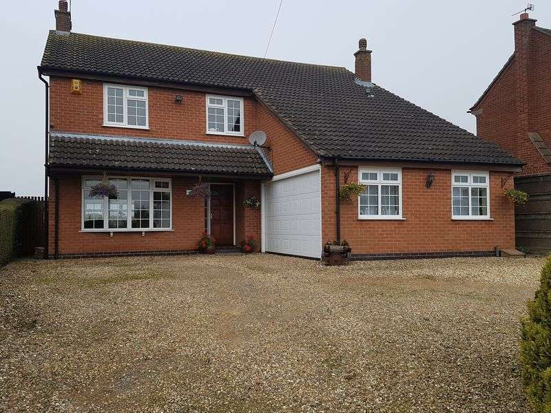 4 Bedrooms Detached House for sale in Croft Road, Thurlaston