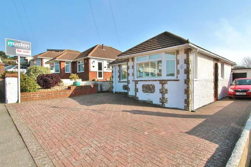 3 Bedrooms Detached Bungalow for sale in Chalkland Rise, Woodingdean