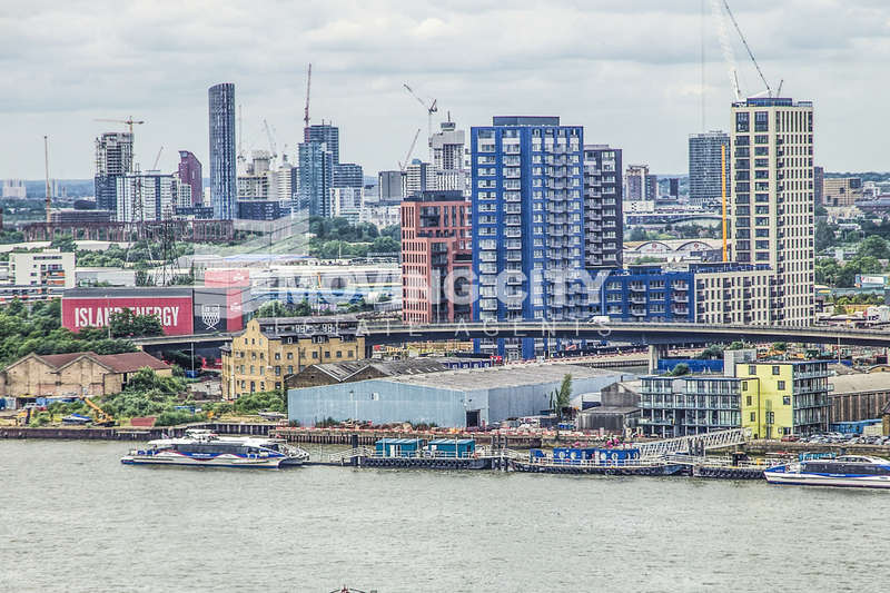 2 Bedrooms Flat for sale in City Island, Bridgewater House, Canning Town