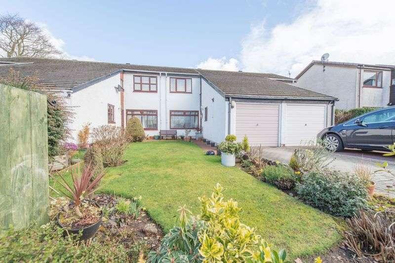 3 Bedrooms Terraced House for sale in Easter Bankton, Bankton, Livingston EH54 9BG