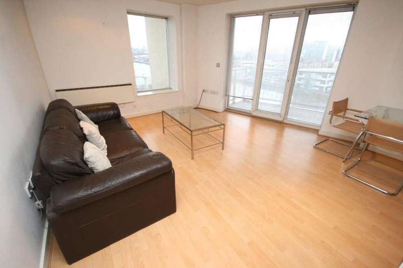1 Bedroom Flat for sale in Sovereign Point, 31 The Quays, Salford, Greater Manchester, M50