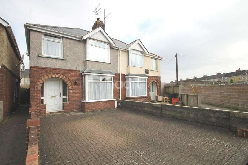 3 Bedrooms Semi Detached House for sale in Surrey Road, Swindon, Wiltshire