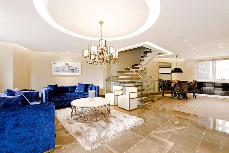 4 Bedrooms Terraced House for sale in Porchester Place, London, W2