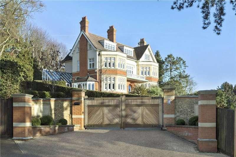 7 Bedrooms Detached House for sale in Warwicks Bench, Guildford, Surrey, GU1