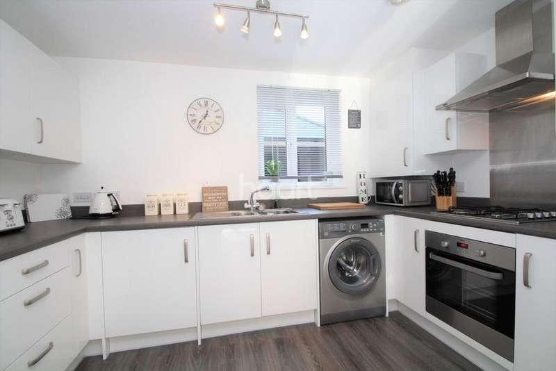 1 Bedroom Flat for sale in Warwick Crescent, Basildon