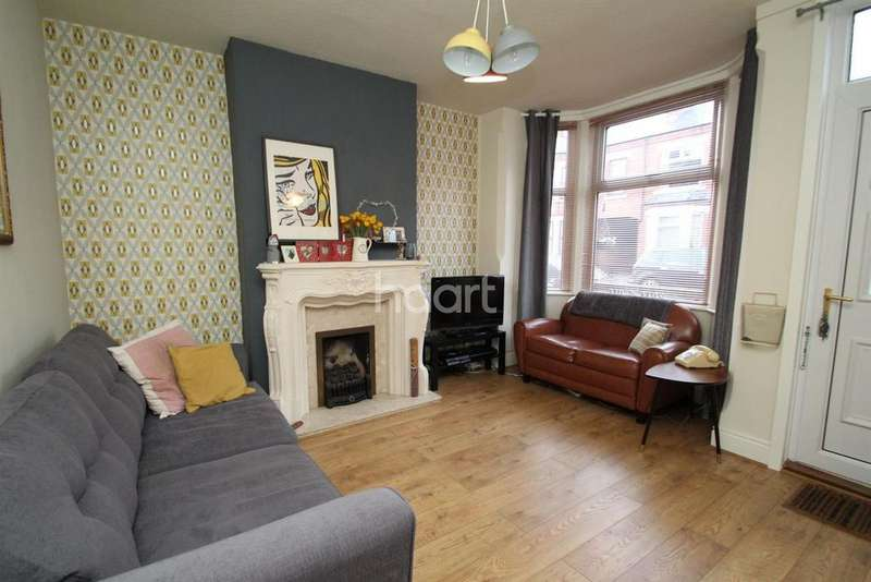 3 Bedrooms Terraced House for sale in Co-Operative Avenue, Nottingham