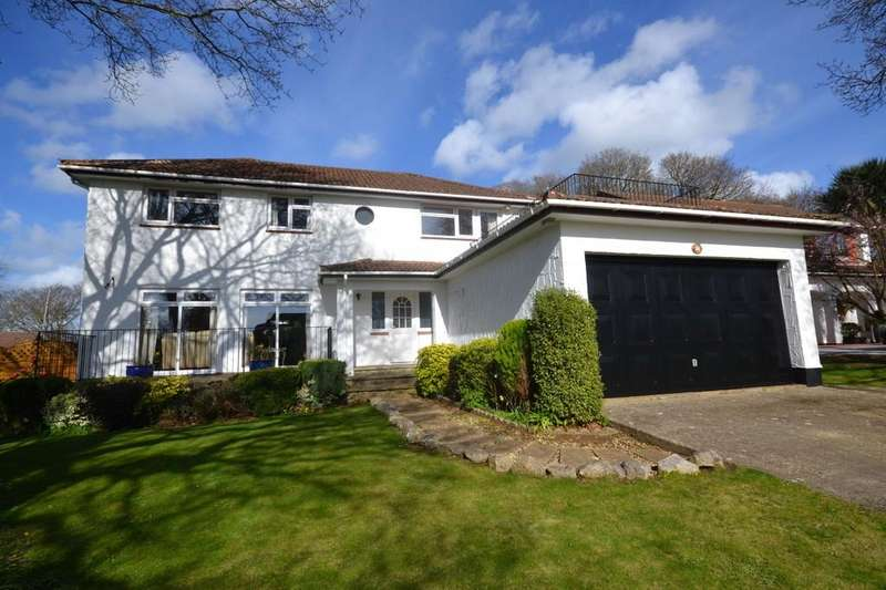 4 Bedrooms Detached House for sale in Woodside Avenue, Alverstone Garden Village