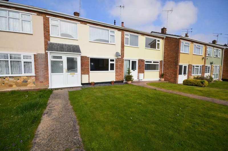 3 Bedrooms Terraced House for sale in Long Meadows Dovercourt