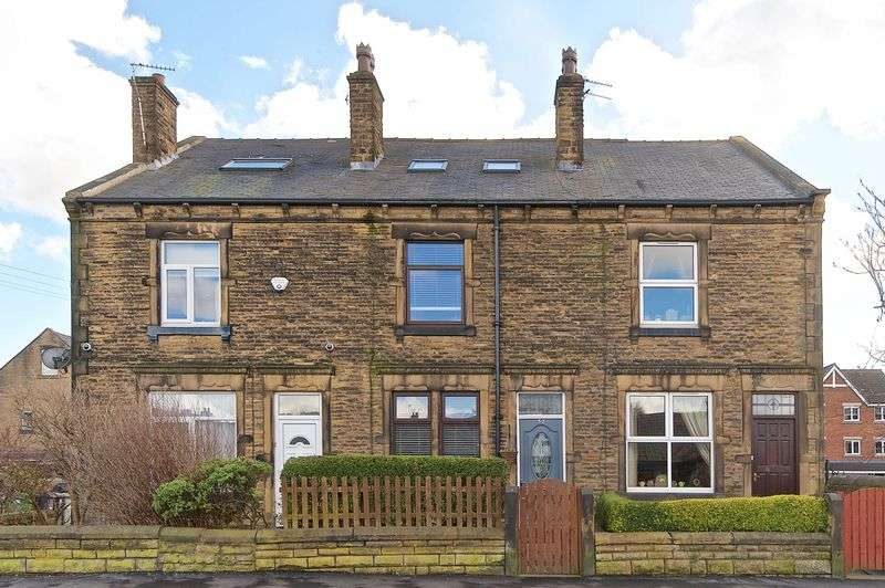 4 Bedrooms Terraced House for sale in Victoria Road, Morley, Leeds