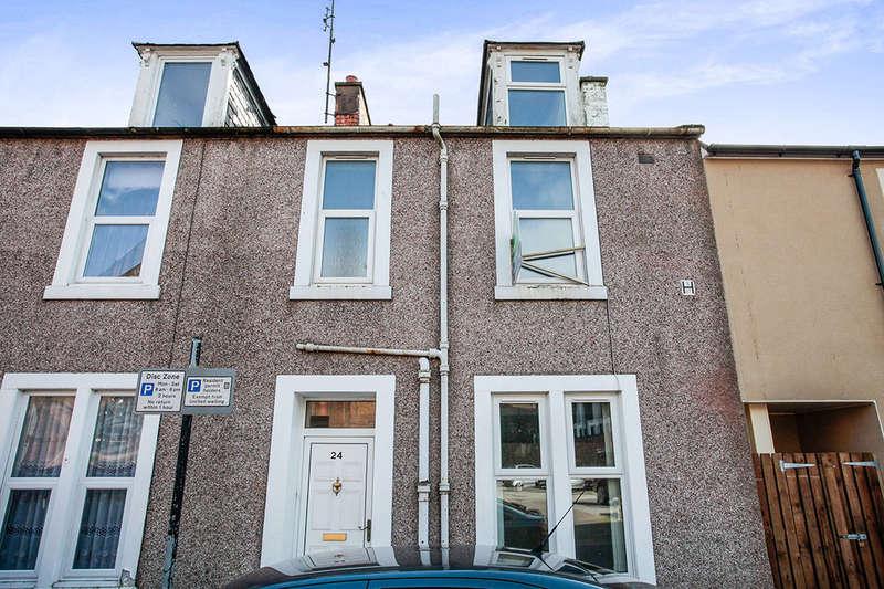 3 Bedrooms Property for sale in Brooke Street, Dumfries, DG1