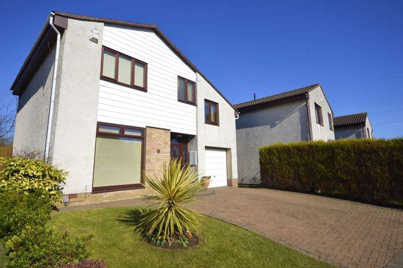 4 Bedrooms Detached House for sale in Glendevon Place, Kirkcaldy, KY2