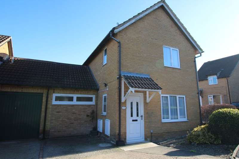 3 Bedrooms Detached House for sale in Chadwell Springs, Bingley, BD16