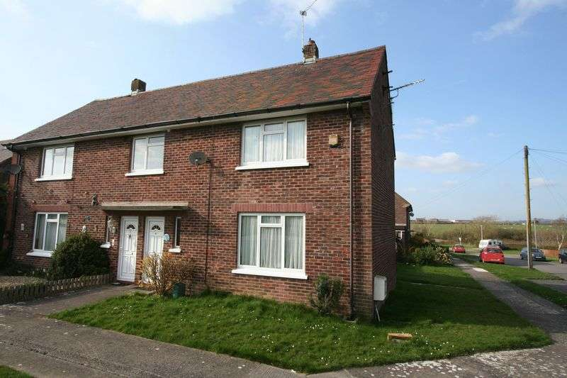 2 Bedrooms Semi Detached House for sale in Sycamore Avenue, St Athan