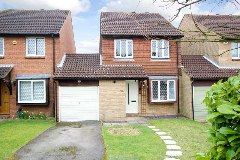 3 Bedrooms Detached House for sale in Beverley Gardens, St. Albans, Hertfordshire, AL4