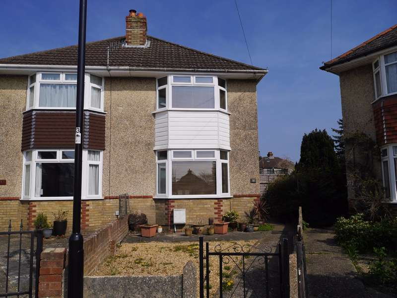 2 Bedrooms Semi Detached House for sale in Crosswell Close, Sholing