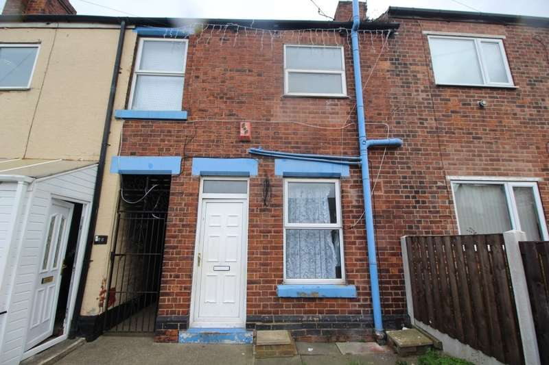 2 Bedrooms Property for sale in St. Johns Road, Rotherham, S65