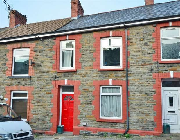 4 Bedrooms Terraced House for sale in James Street, Trethomas, CAERPHILLY