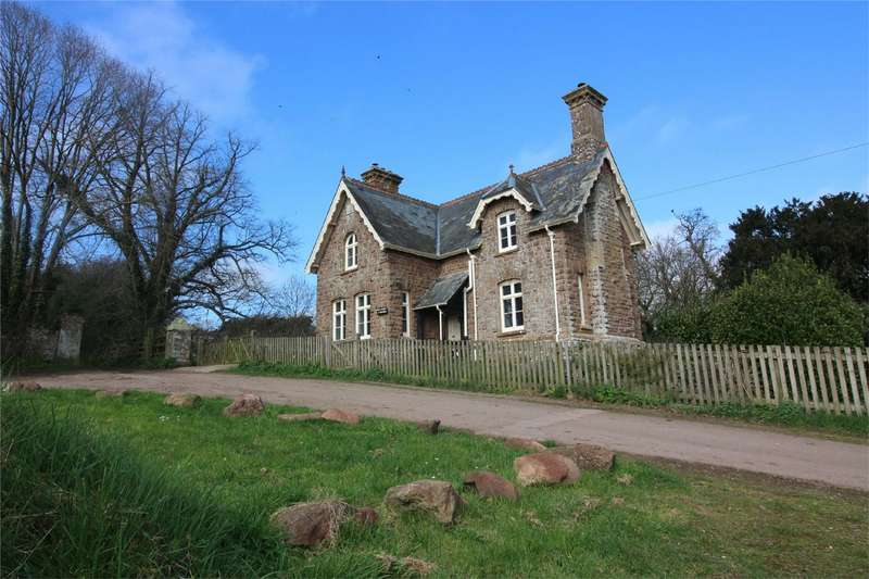 3 Bedrooms Detached House for sale in Cheddon Fitzpaine, TAUNTON, Somerset