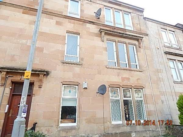 2 Bedrooms Flat for sale in 2/1 26 Espedair Street, Paisley