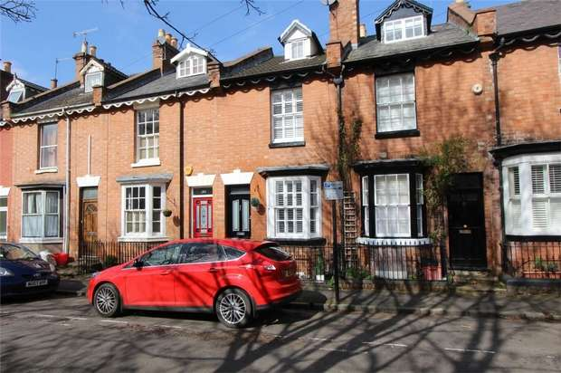 4 Bedrooms Town House for sale in Rosefield Street, Leamington Spa