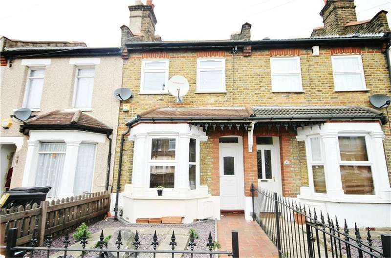 3 Bedrooms Terraced House for sale in Livingstone Road, Thornton Heath, Surrey