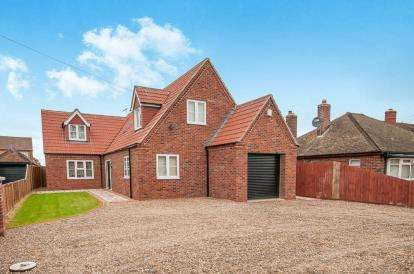 4 Bedrooms Bungalow for sale in Fenside Road, Boston, Lincolnshire, England