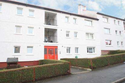 3 Bedrooms Flat for sale in Inver Road, Glasgow