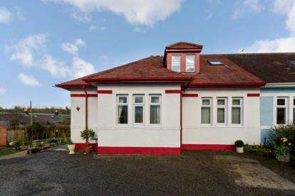 3 Bedrooms Bungalow for sale in Grahamston Crescent, Paisley